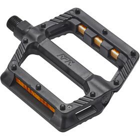 Cube RFR Flat HQP Race Pedale black